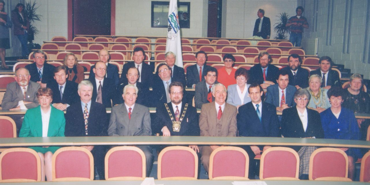 Getting Nostalgic with Newsgroup; South Dublin Co Co Council Members Jan 1994