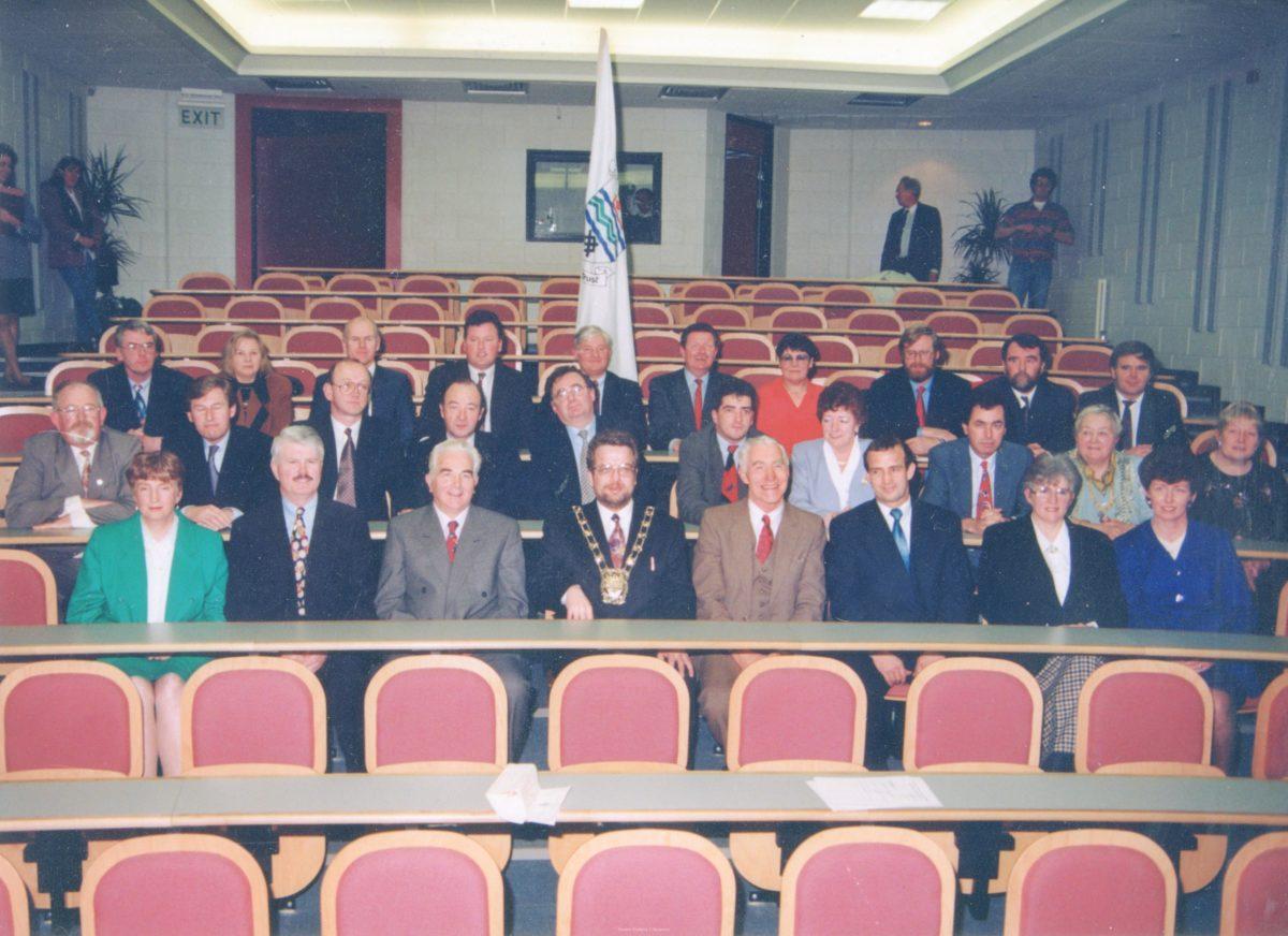 Newsgroup Nostalgic SDCC Council Members 1994