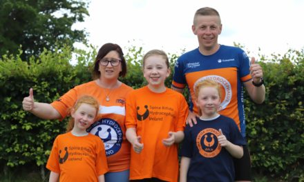 Tallaght man finishes 10 day – half Ironman challenge for charity