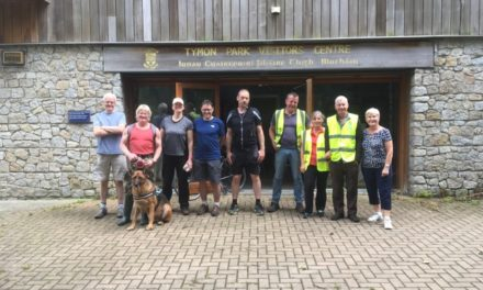Tymon Park Clean Up June 2019