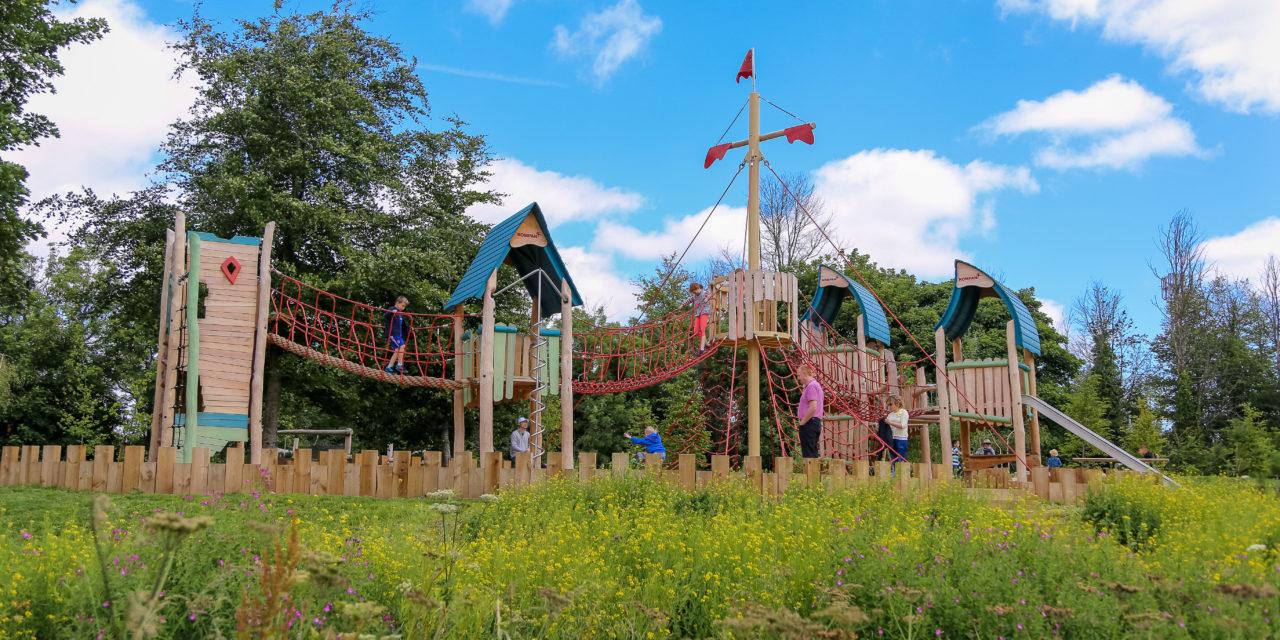 Four SDCC Parks Awarded Green Flag