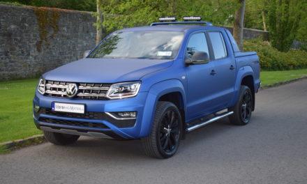 Adventurous VW AMAROK 'Aventura'
