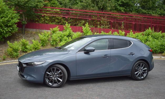 All New Mazda 3 – A New Era.