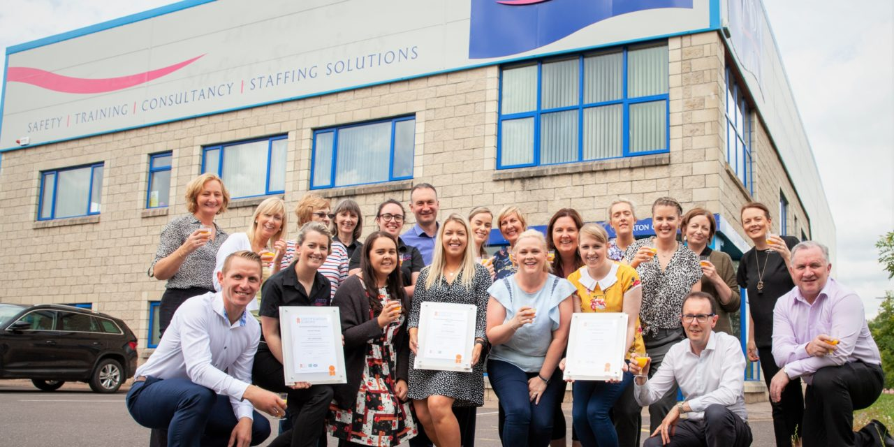 Ayrton Group awarded three internationally recognised certifications