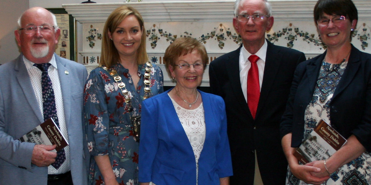 Newlands County Dublin Book Launches