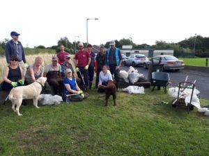 Dodder Clean Up Aug 2019