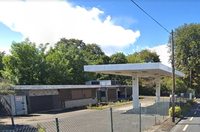 Planning for additional units at old ESSO Site refused