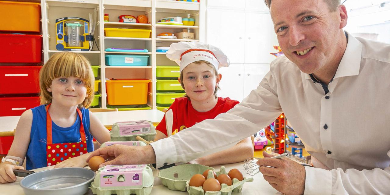 €15,000 Raised for Temple Street Children's Hospital