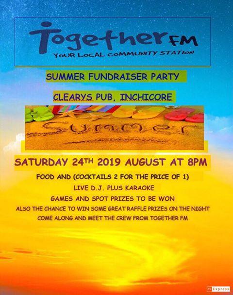 Together FM Fundraiser