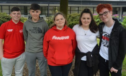International Foróige youth leadership conference