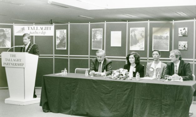 Getting Nostalgic with Newsgroup; Tallaght Partnership 1994