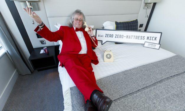 Dial Zero Zero Mattress Mick