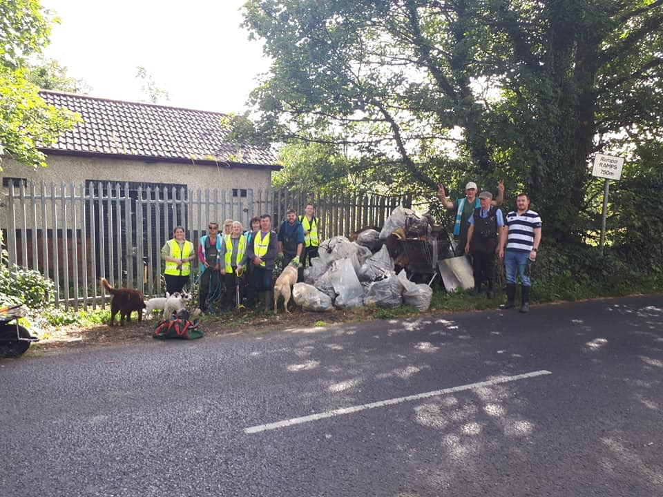 Dodder Clean Up 2019
