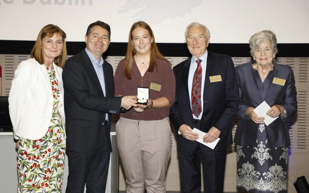 Scholarship award worth €20,000 for South Dublin Student Anna
