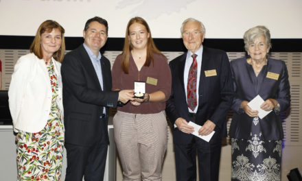 Scholarship award worth €20,000 for South Dublin Student Anna