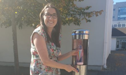 Water fountain rollout needs to be faster and more ambitious