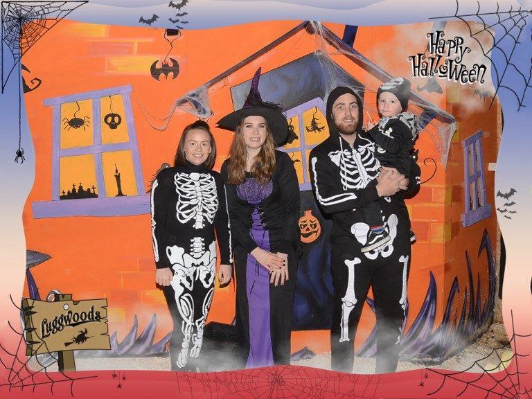 Halloween Luggwood Saggart