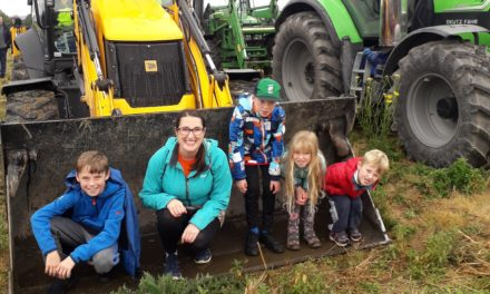 Highdown Hill Tractor Run 2019