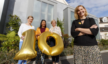 300,000 patients have been supported by Daffodil Centres to date