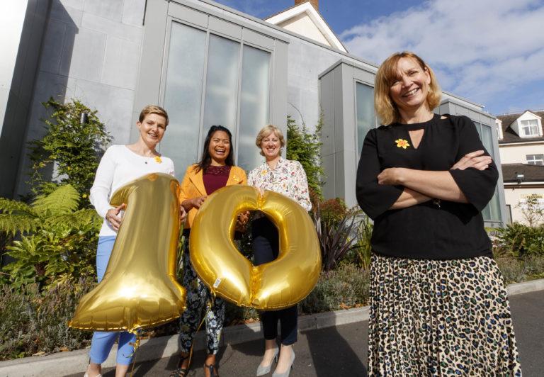 Irish Cancer Society celebrates 300,000 patients