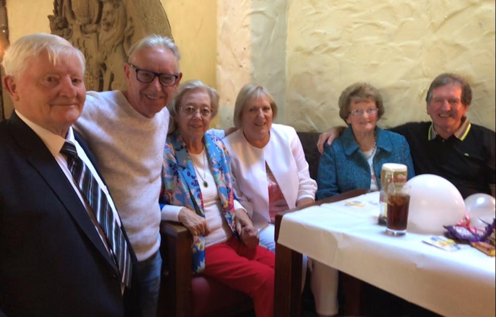 Peter & Patty Brady Celebrate 60th Anniversary