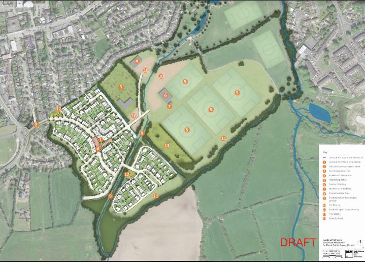 Four Districts Woodlands Habitat Petition 2019