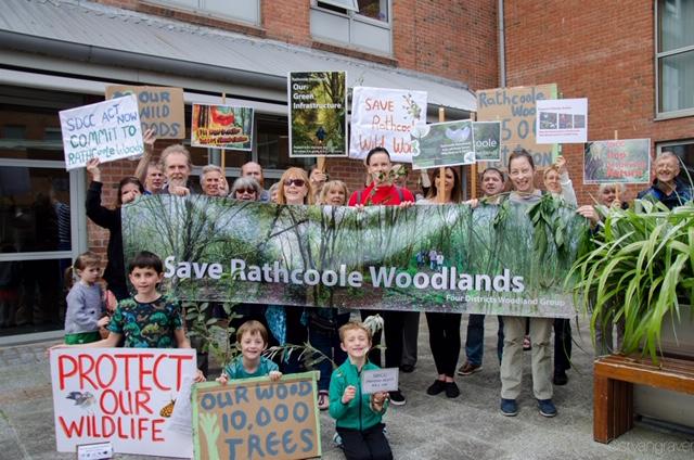 Save Four Districts Woodland Habitat