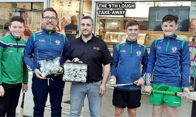 Round Towers Team Thanks 9th Lough for Sponsorship