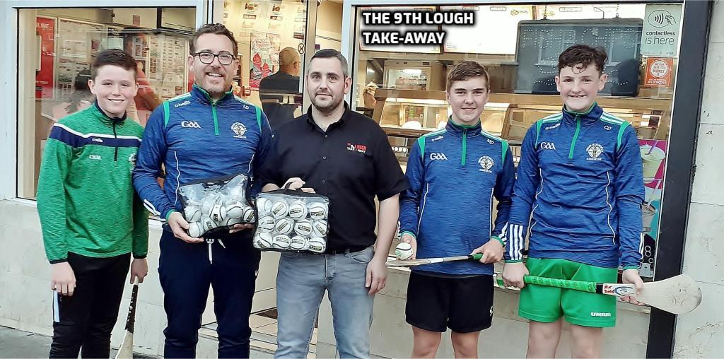 Round Towers Team Thanks 9th Lough Sponsorship Clondalkin
