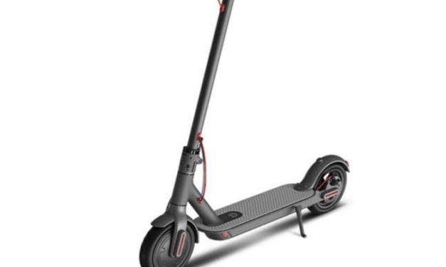 Regulation of EScooters