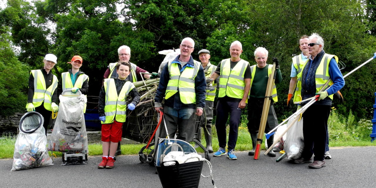 Congratulations to Local Tidy Town Groups