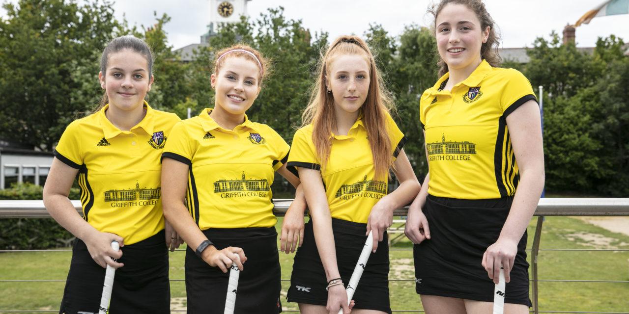 Griffith College Sponsor Pembroke Wanderers