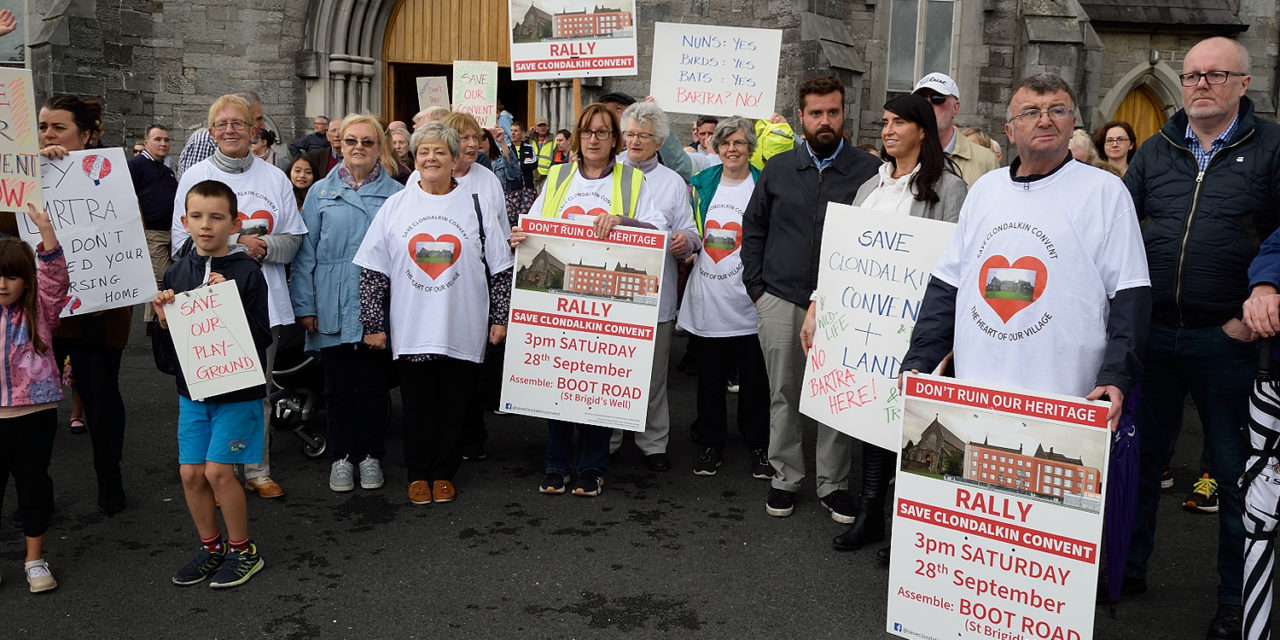 SAVE CLONDALKIN CONVENT CAMPAIGN CONTINUES