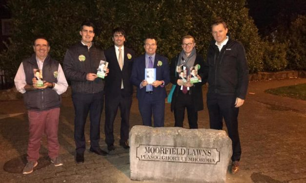 Cllr. Shane Moynihan to contest Dublin Mid-West bye election