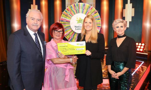 Saggart Special Needs Teacher Wins Big