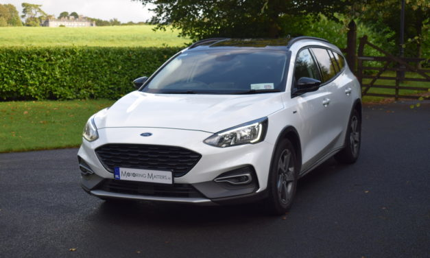 New Ford Focus Leads An 'Active' Life.