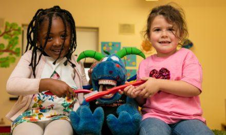 Children's Dental Workshops to brighten up smiles in Tallaght