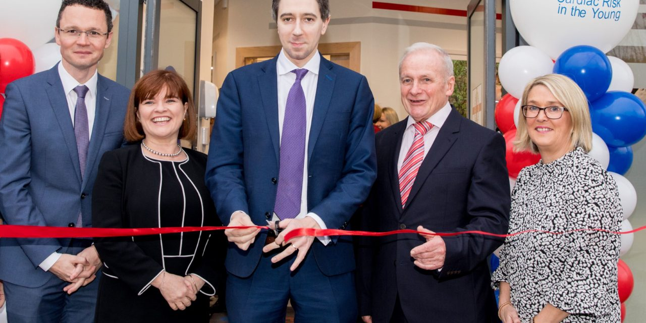 Opening Of The New CRY Centre in Tallaght