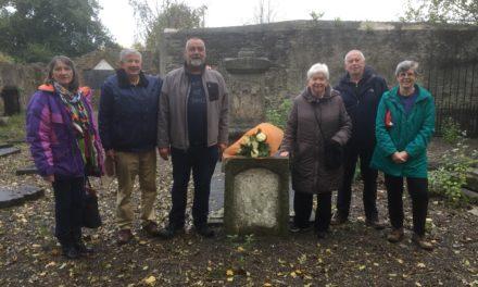 Local Clondalkin Heroine Anne Frances Caldbeck Honoured
