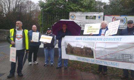 Save Clondalkin ConventCampaign