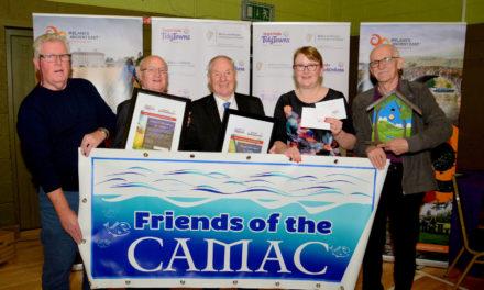 Clondalkin Group Friends of the Camac Win National Award