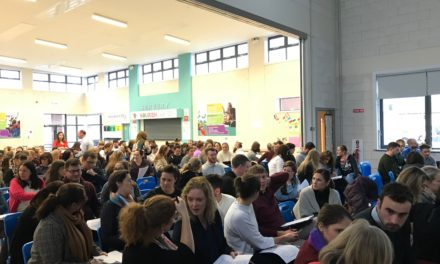 Staff from 10 Educate Together Schools Gather
