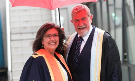 1500 Students Graduate from Griffith College Dublin