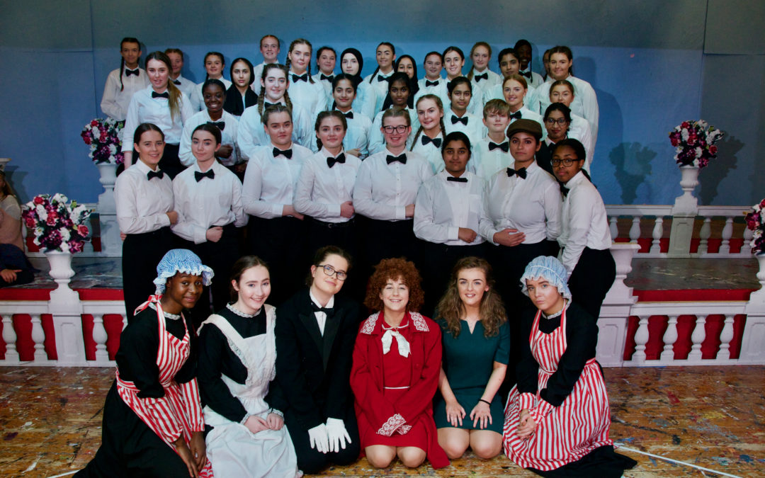 St Joseph's College Lucan Production of Annie