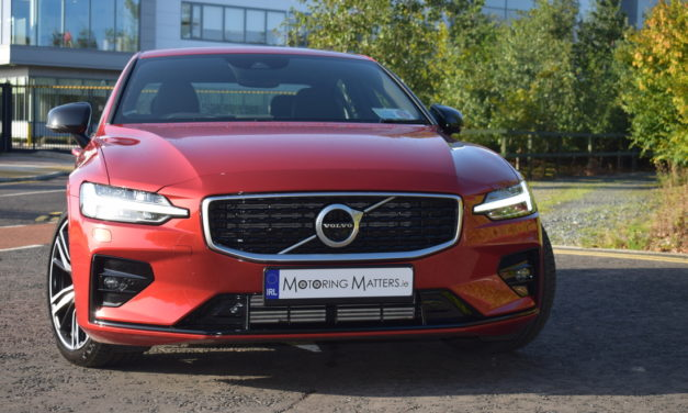 New Volvo S60 – A Sophisticated Scandinavian