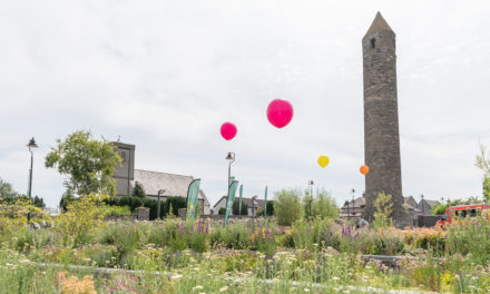 Round Tower Visitor Centre Wins Local Government Award