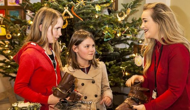 CHRISTMAS AT THE MUSEUM – A great programme of events forall of the family to enjoy