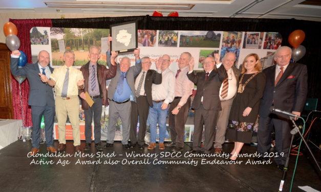 South Dublin County Endeavour Awards 2019