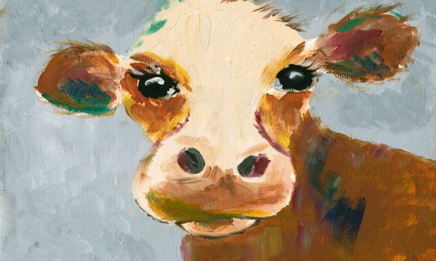 LUCAN ARTWORK IS TEXACO CALENDAR CHOICE