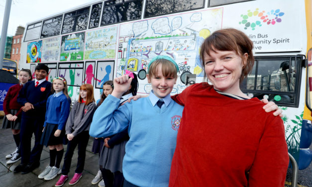 Young Artists Colourful Creations on the Capital's Streets